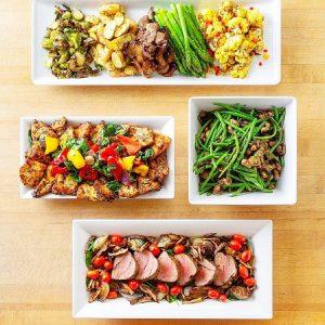 Catering Platters. Website